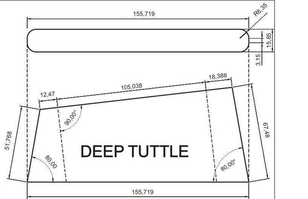 Deep Tuttle Box with Installation