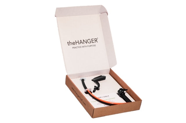 the HANGER - Left Handed Model