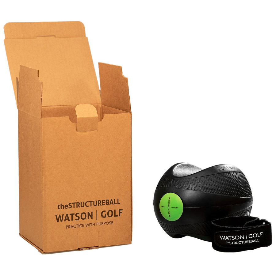 Watson Golf Performance Package for Left-handers