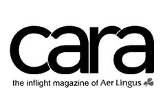 CARA Aer Lingus In-Flight Magazine Logo