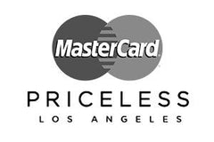MasterCard Priceless Los Angeles Logo