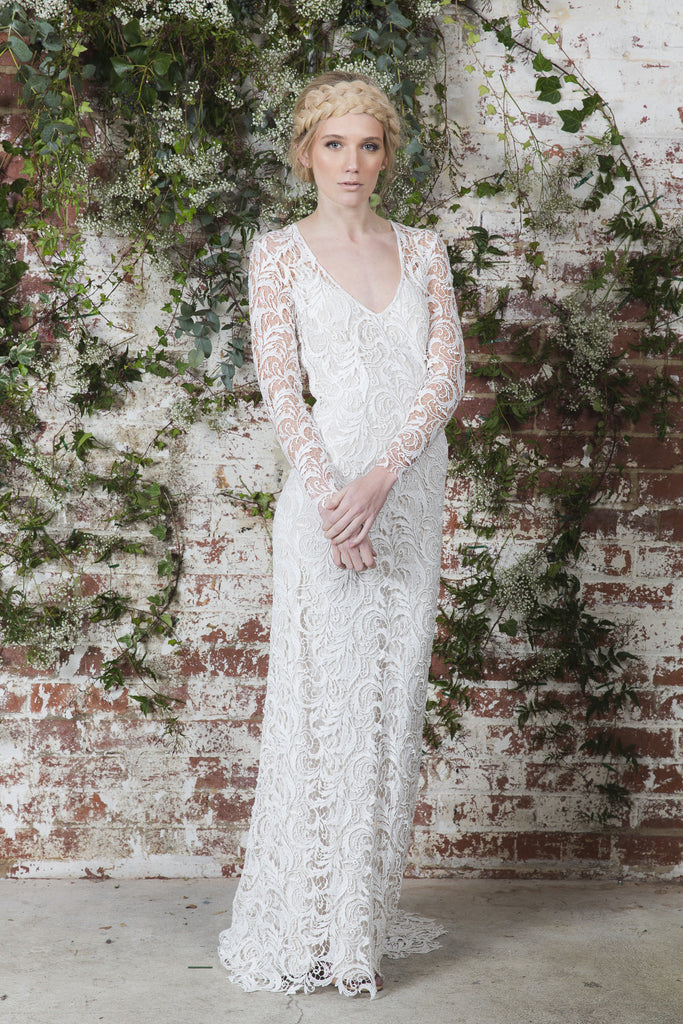 Azra Gown