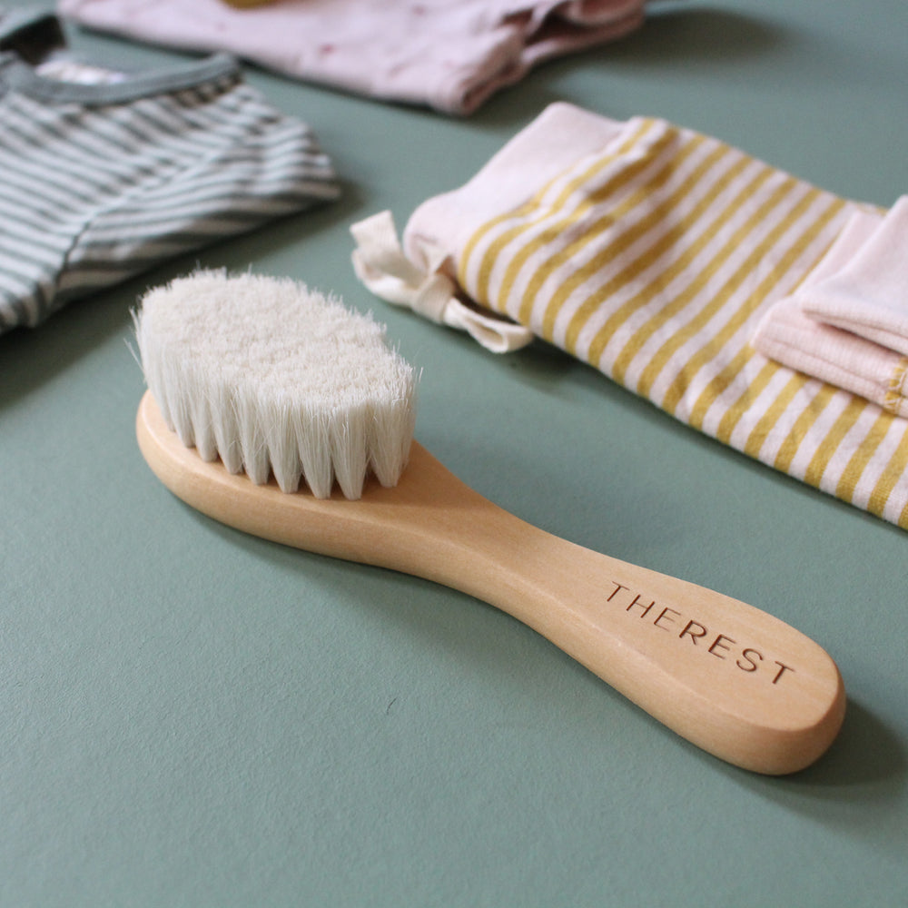Baby Hair Brush - The Rest