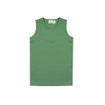 Kids Pj Singlet - Watercress