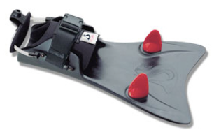 PPP body surfing hand boards and body surfing hand planes use rip force fins to bodysurf with ppp water bending design