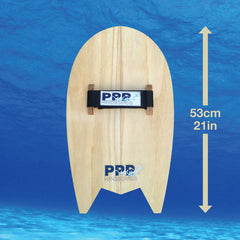 PPP bodysurfing handboards Velo Midi+ for bodysurfing handplanes as well cutting edge design