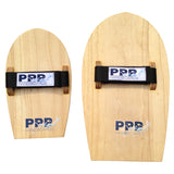 PPP bodysurfing handboards / bodysurfing handplanes Velo Midi and Velo Standard for bodysurfing