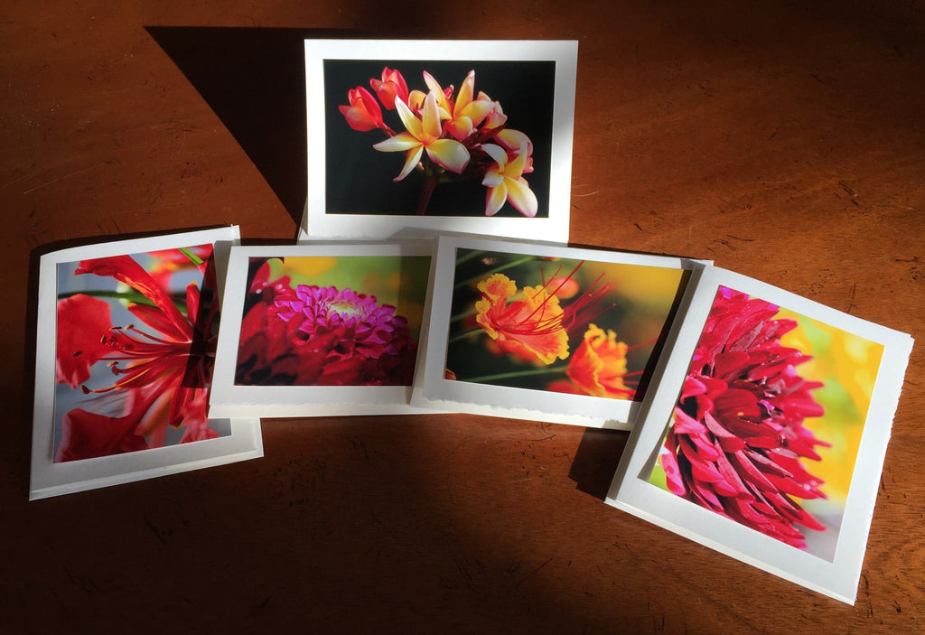 Handcrafted Photo Cards
