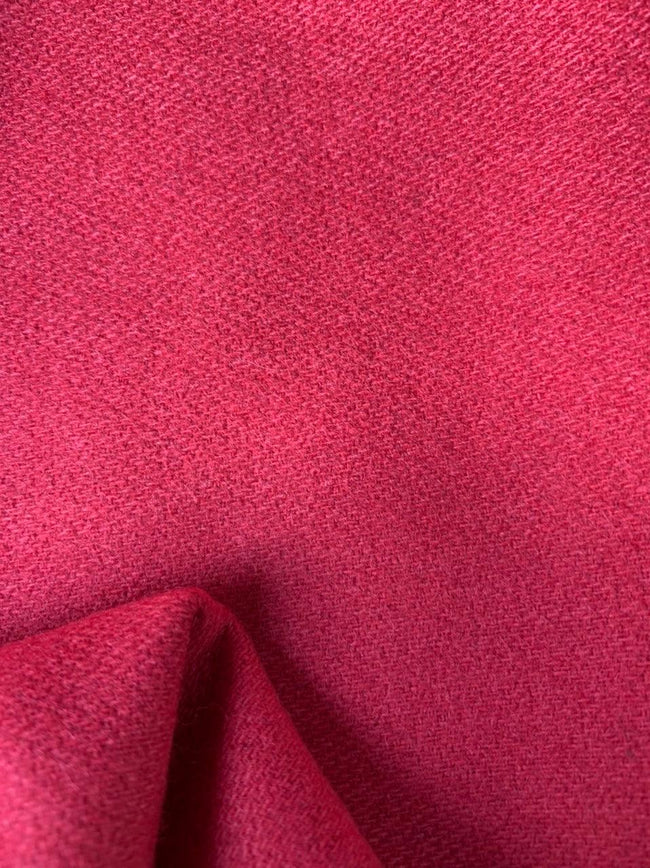 Wool Cashmere - Pink - 150cm