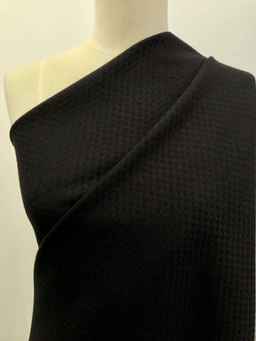 Charcoal - Textured - Super Cheap Fabrics