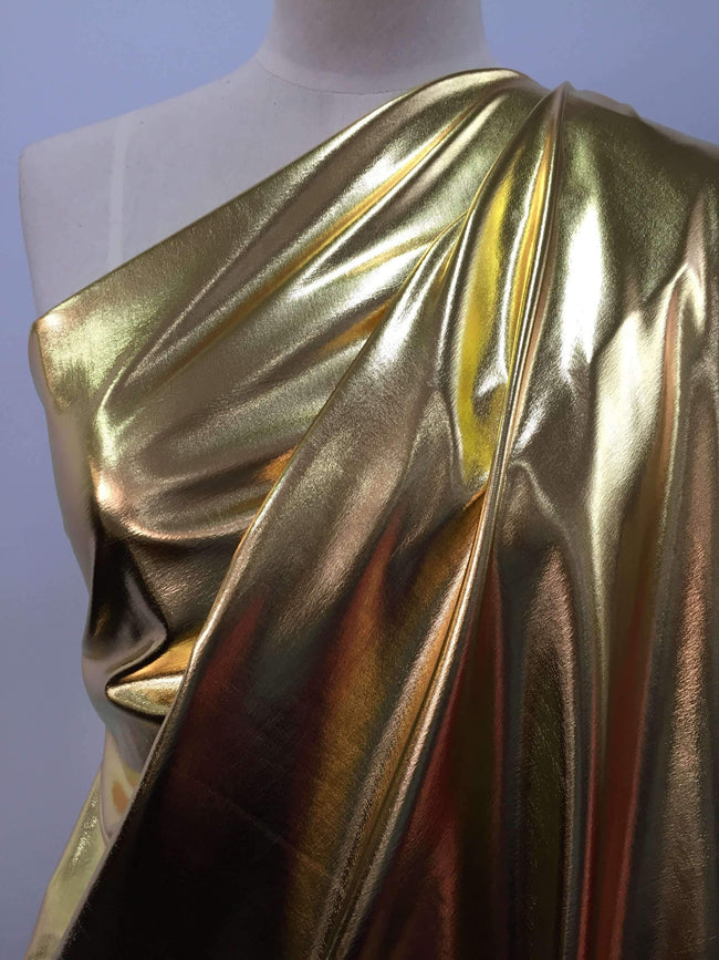 Foil Gold - Super Cheap Fabrics