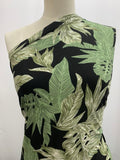 Printed Lycra - House Plant
