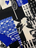 Textured Knit - Matisse Patchwork