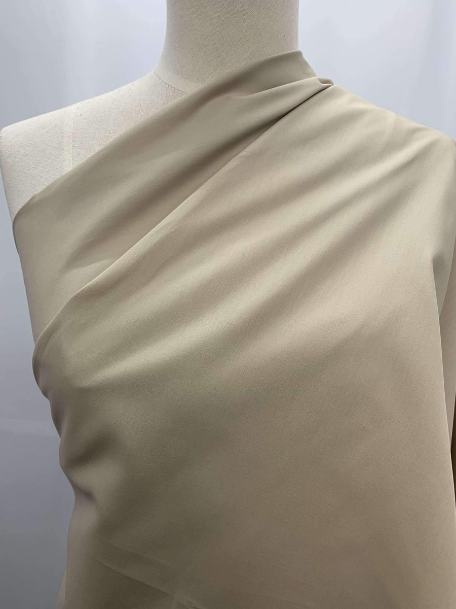 Cotton - Beige - Super Cheap Fabrics