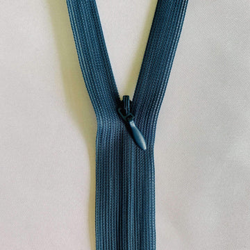 Invisible Zip - Teal - Super Cheap Fabrics