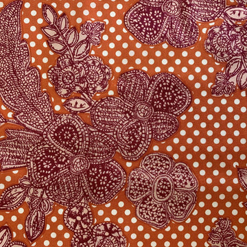 Printed Poplin - Wallpaper