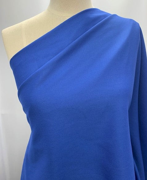 Cotton Sateen - Blue