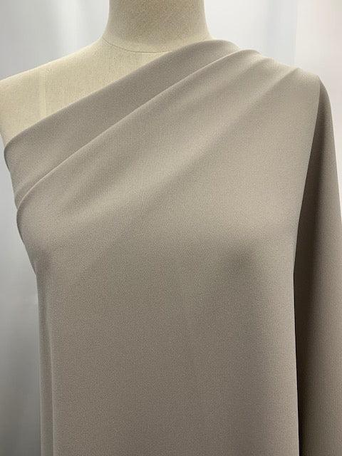 Panama Stretch Suiting - Stone