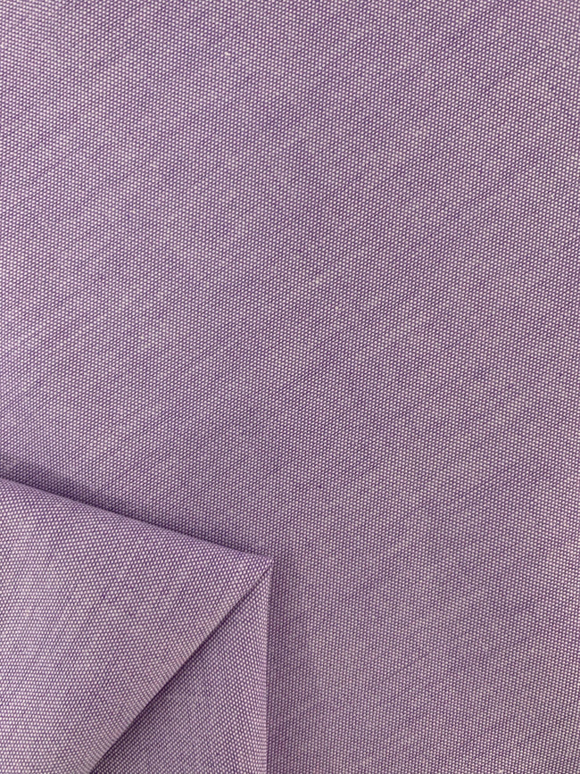 Oxford Cotton - Lavendar