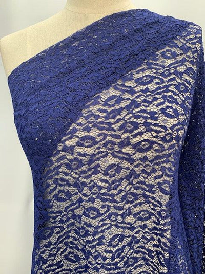 Lace - Navy