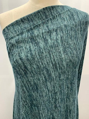 Wool Knit - Teal
