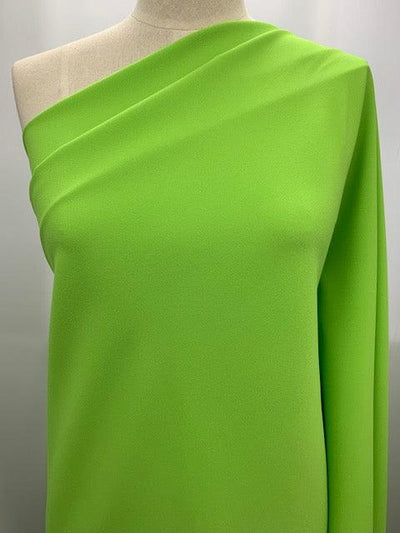 Panama Stretch Suiting - Lime