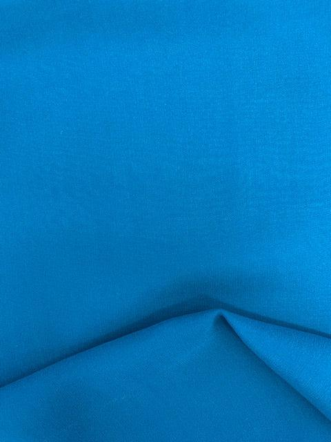 Silk-Georgette-Teal