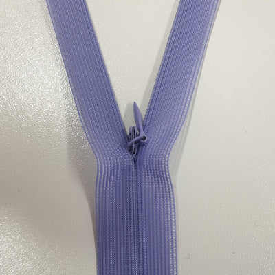 Super Cheap Fabrics - Invisible Zip - Iris - 30cm