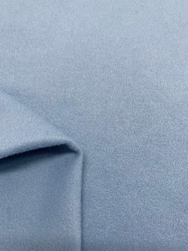 Super Cheap Fabrics Wool Cashmere Pale Blue fabric
