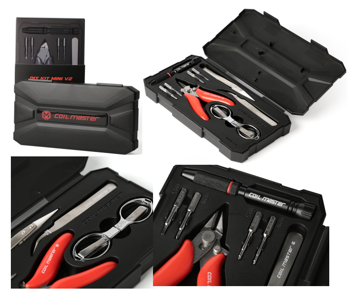 Coil Master Mini Toolkit V2