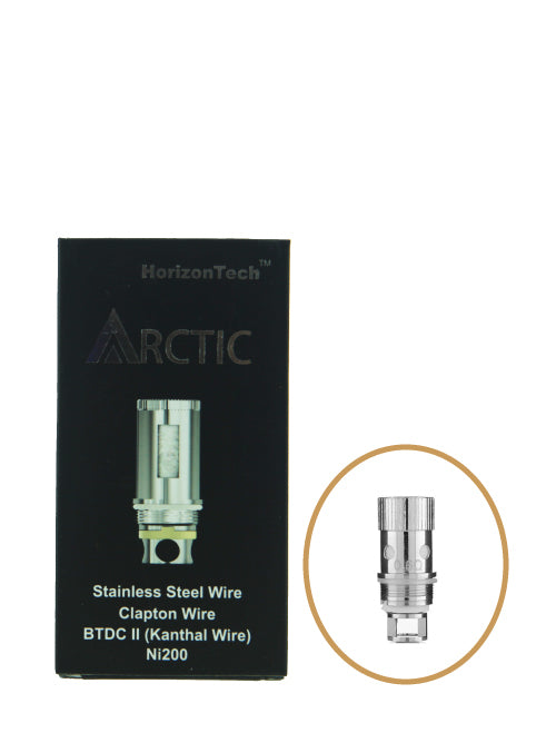 Horizon Arctic Subtank Replacement Coils (5 Pack)