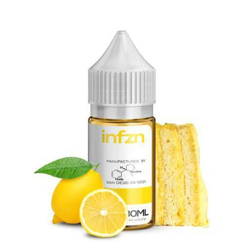 Infzn Lemon Layer Cake Salt Nic 30mL