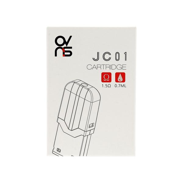 OVNS JC01 Cartridge 0.7ML 1.5ohm 3pck Ceramic