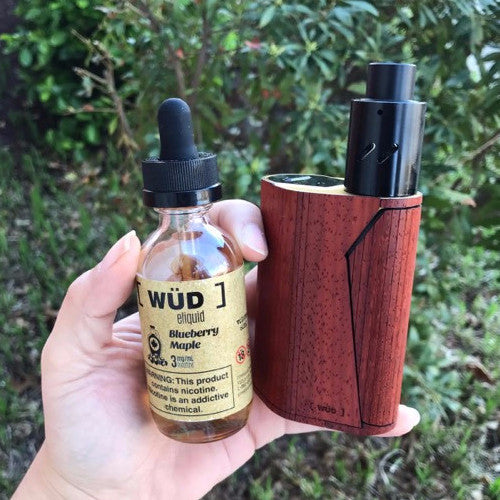 Smok gx350 wood wraps