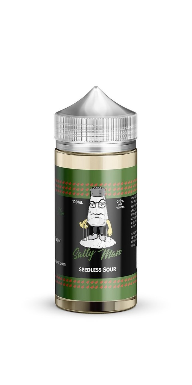Salty Man 100ml Seedless Sour
