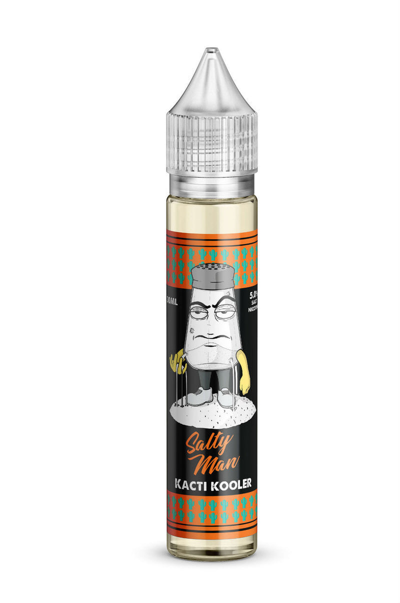 Salty Man 30ml Kacti Kooler (30mg Salt)
