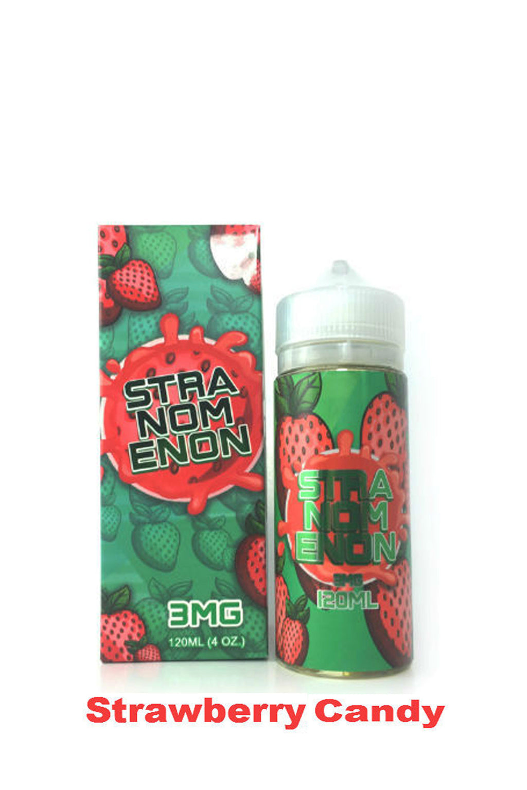 STRANOMENON ELIQUID - 120ML