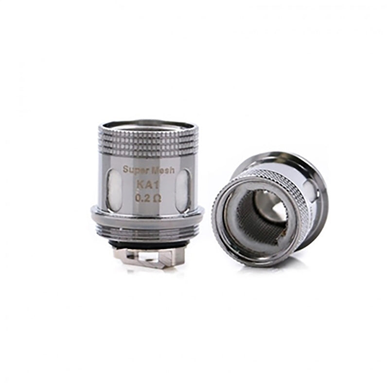 Geekvape Super Mesh X1 Replacement Coils (5 Pack)