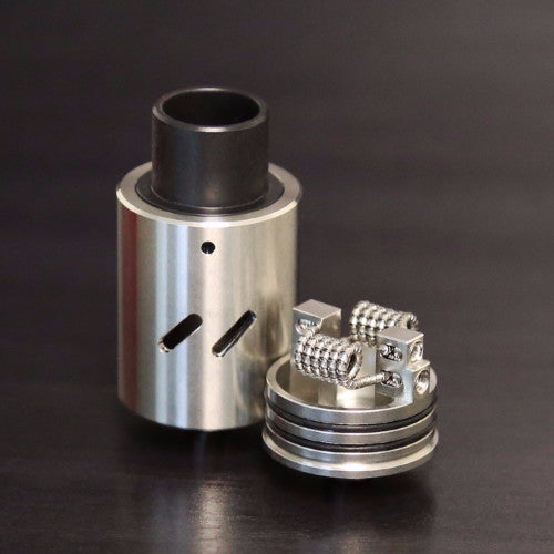Silver Wudless RDA