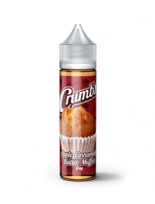 Crumbs - Apple Cinnamon Muffin (60mL)
