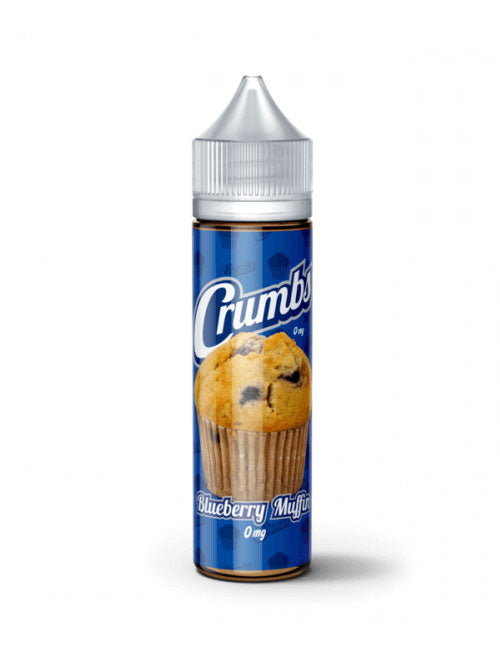 Crumbs - Blueberry Muffin (60mL)