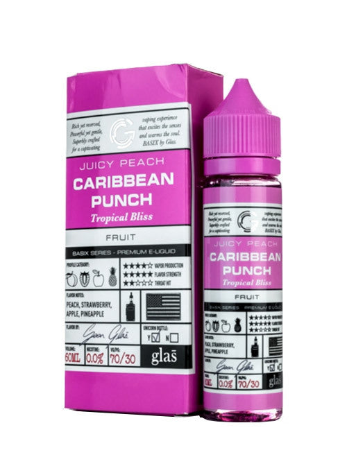 Glas Basix - Caribbean Punch (60mL)