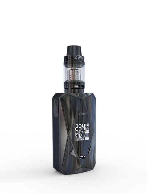 IJOY Diamond Kit Black