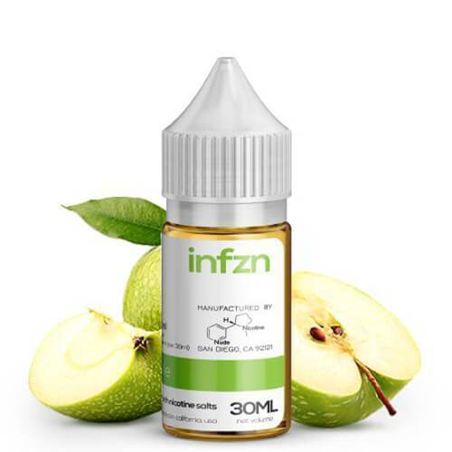 Infzn Apple Salt Nic 30mL