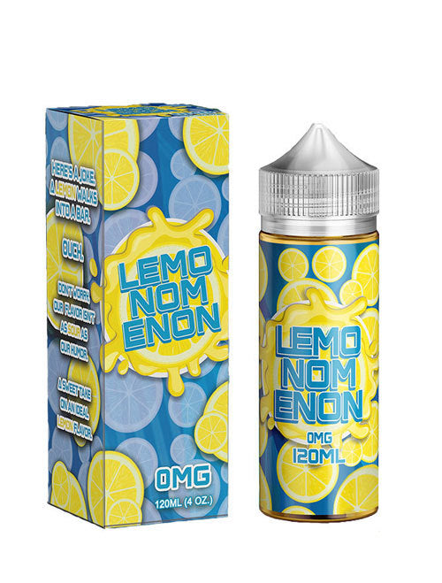 Lemonomenon Eliquid - 120mL