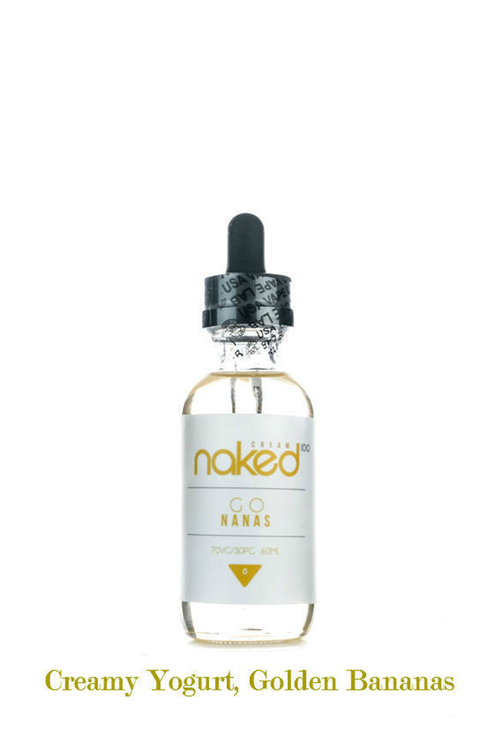 Naked 100 - Go Nanas 60mL