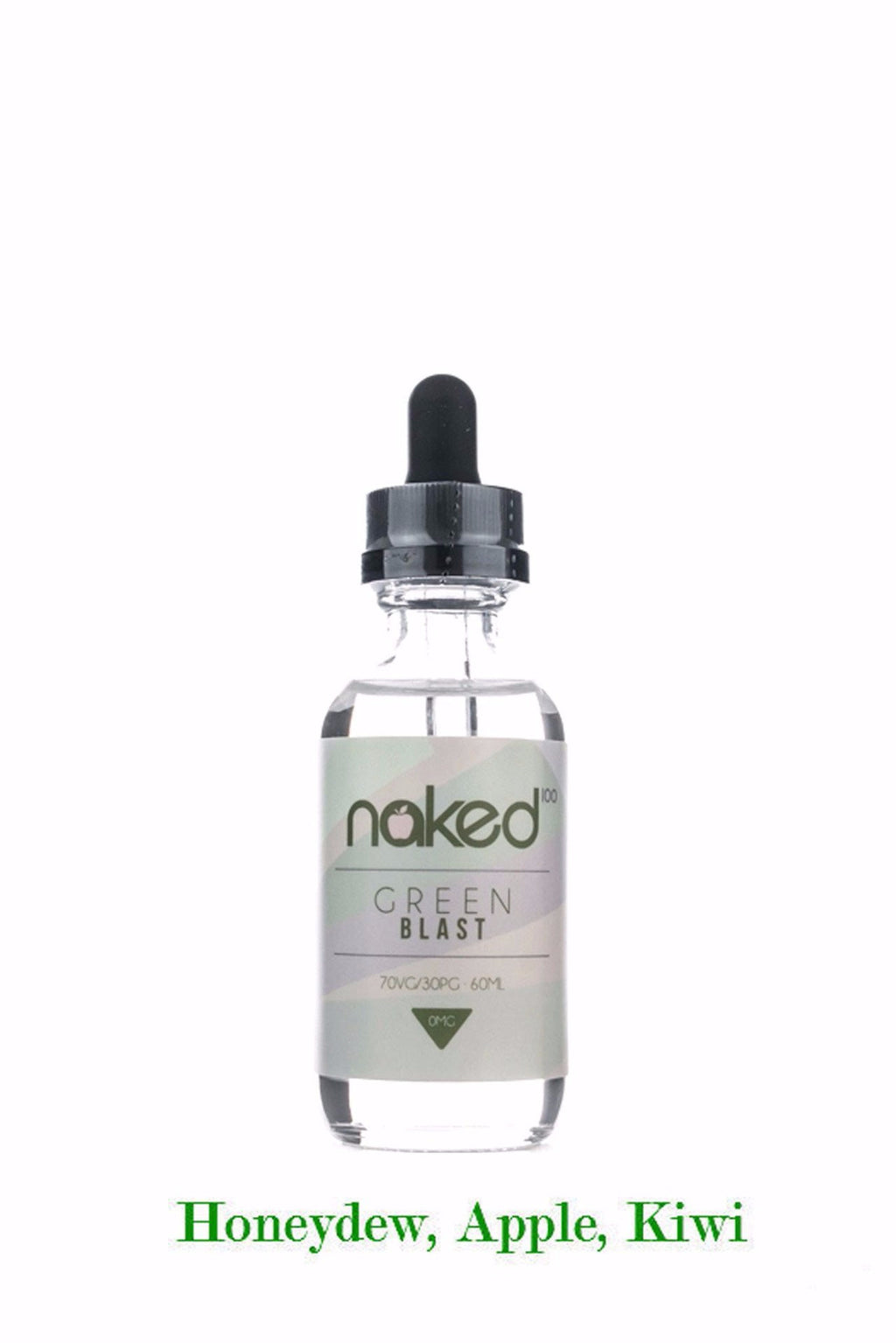 Naked 100 - Green Blast 60mL