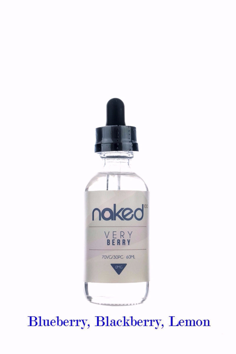 Naked 100 - Very Berry 60mL