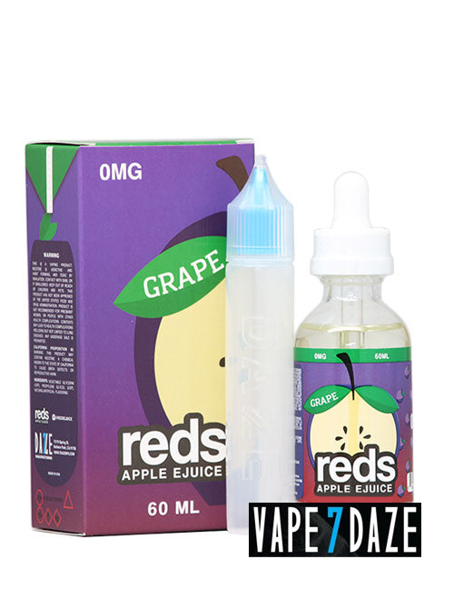 Reds Grape Eliquid