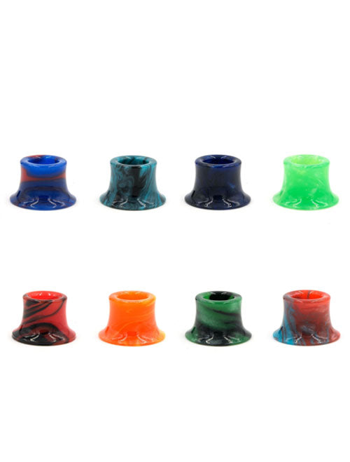 Tobeco Super Tank Resin Drip Tip - Assorted Colors